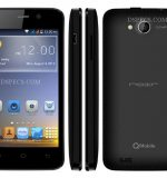 QMobile X35 MT6572 firmware | flash file
