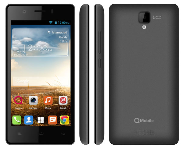 Qmobile i6 MT6582 firmware | flash file