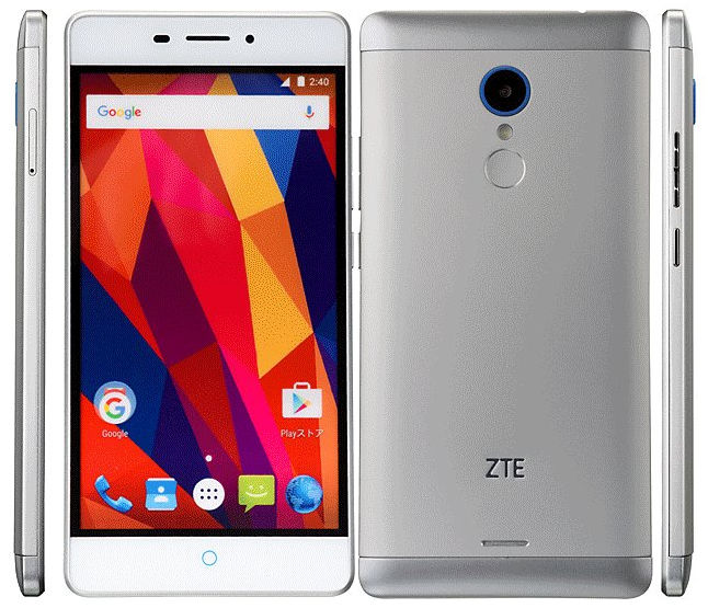 ZTE Blade V580 Android 5.1 Firmware Flash File