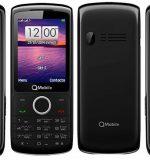 Q Mobile B45 4MB Flash file