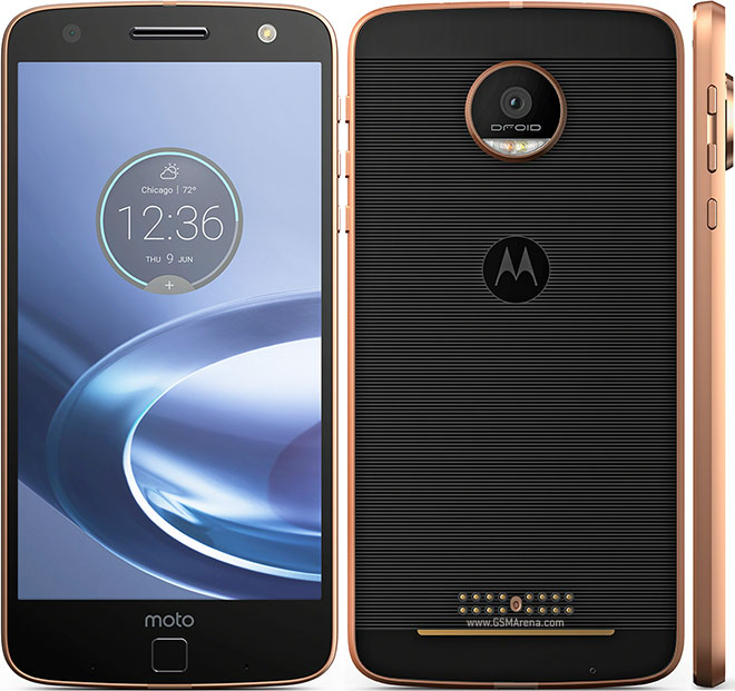 Motorola Moto Z Droid (Power Edition) XT1650 Android 6.0.1 Firmware Flash File