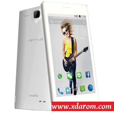 i-Mobile i-STYLE 210 MT6572 Firmware Flash File