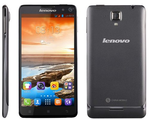Lenovo S898T MT6589 Firmware Flash File