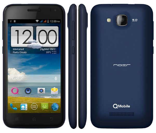 QMobile X200 MT6582 firmware | flash file
