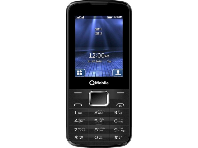 Qmobile C3 SPD6531 firmware | flash file