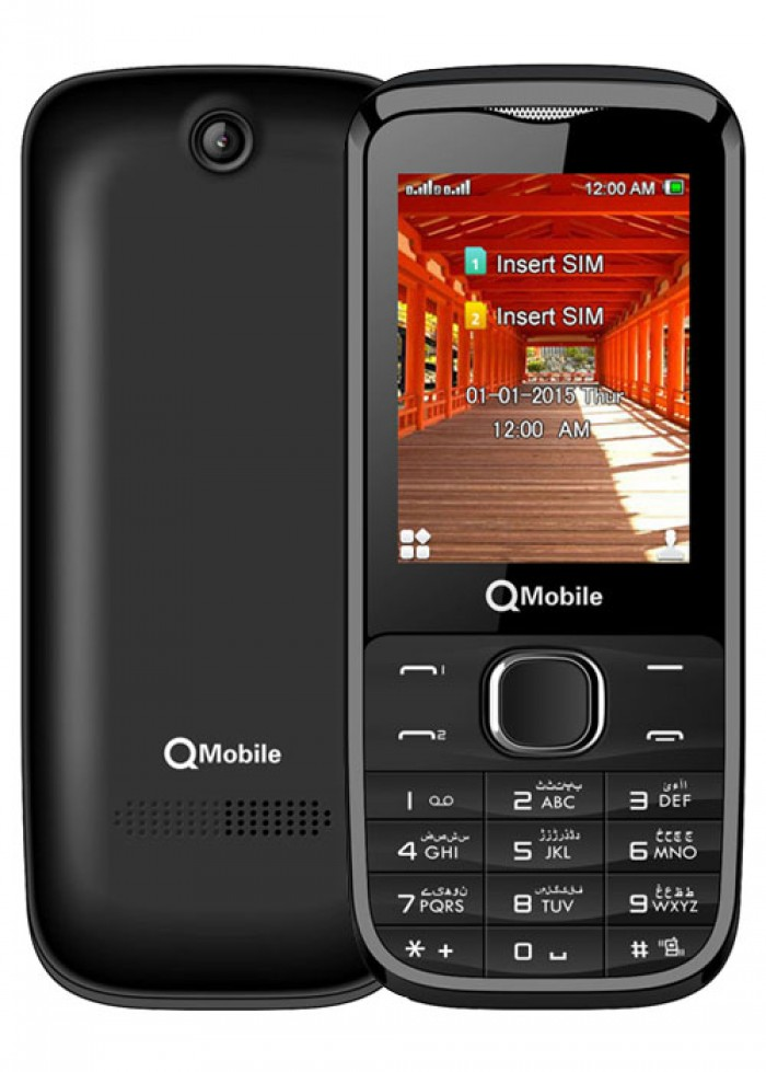 QMobile M85 MT6261 firmware | flash file