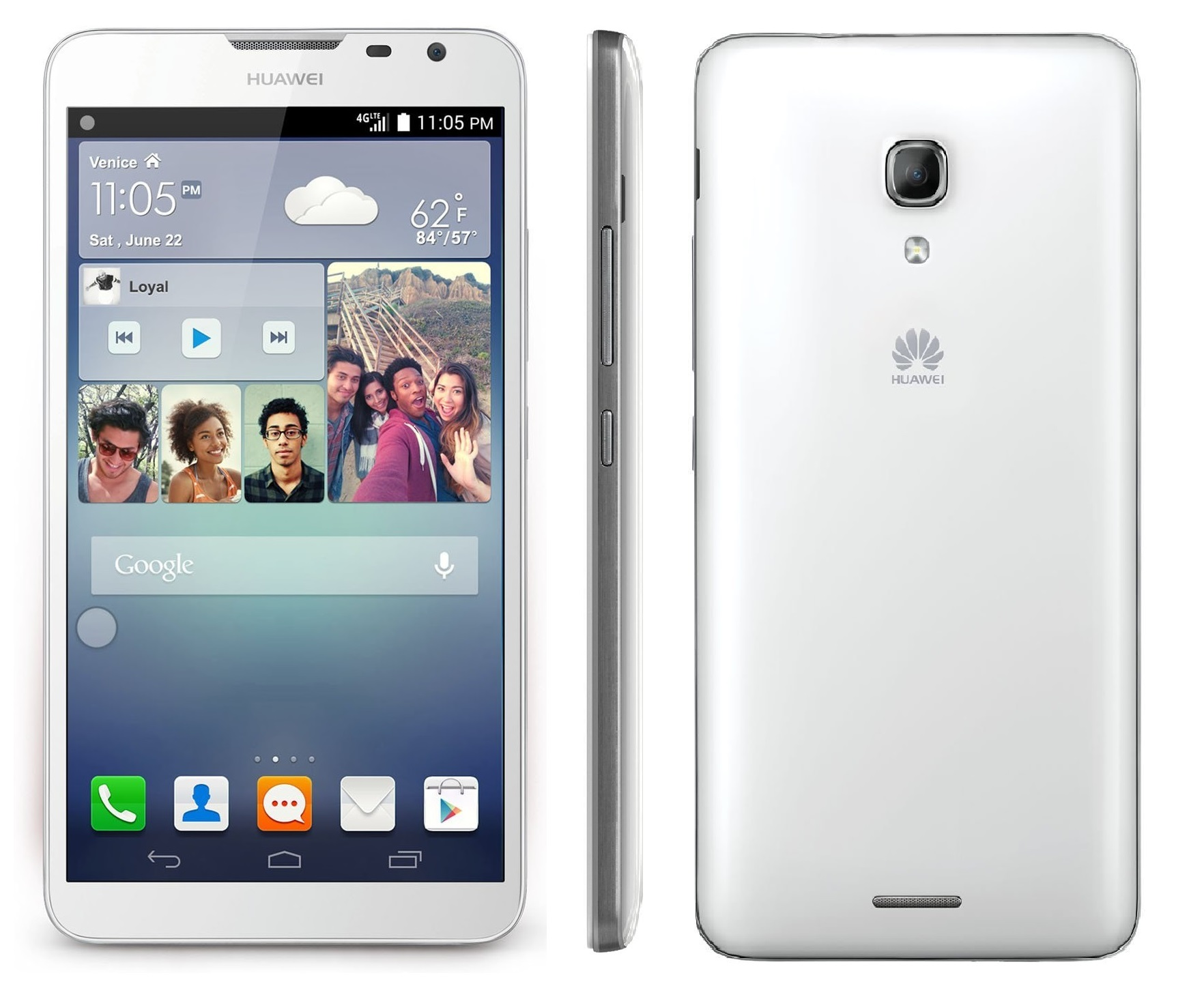 Huawei Ascend Mate 2 B850 Lollipop Firmware