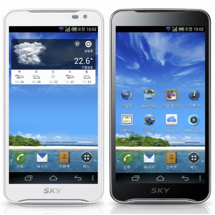 Sky IM-A830L_S1232211 SKY BINX | Firmware