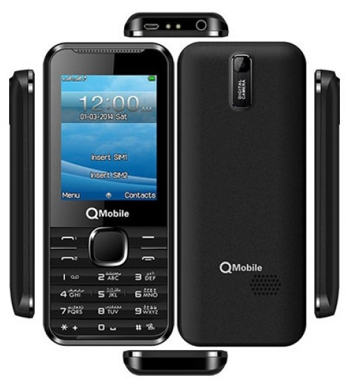 Q MObile B60 MT6260 4MB Flash File