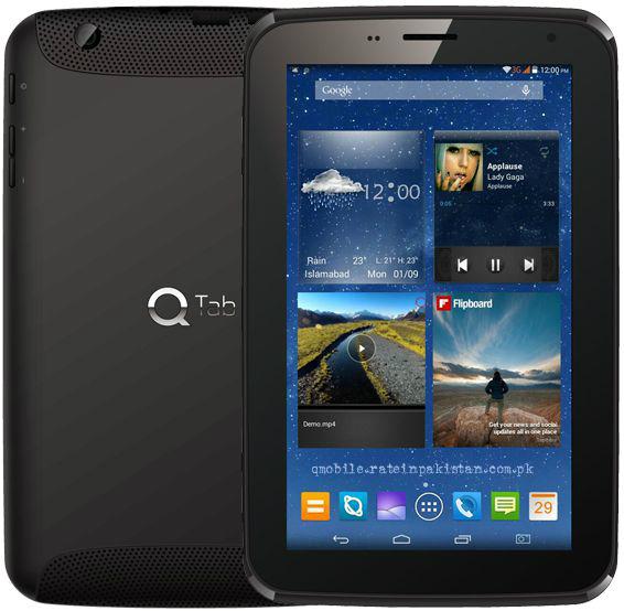 Qmobile QTab V6 MT6582 firmware | flash file