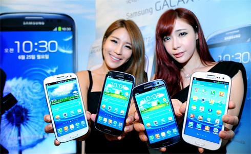 Samsung Galaxy All Korean Firmware v4.1.2