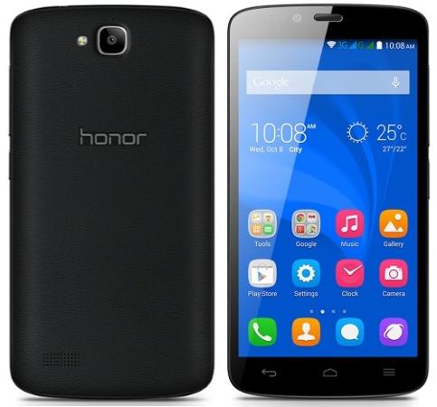 Huawei Honor Holly U19 Firmware Flash File