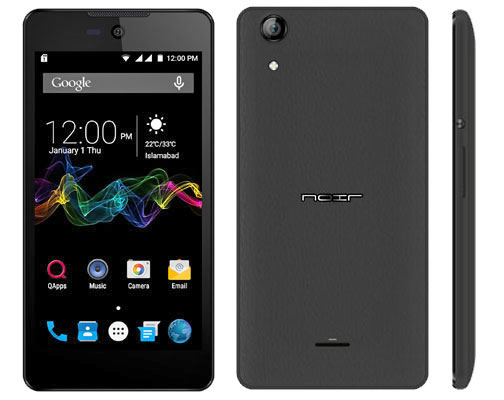 Q Mobile Noir S1 Stock Rom Lollipop 5.0 Firmware Flash File