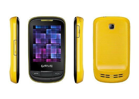 G FIVE G366 MTK6250 8MB Flash file
