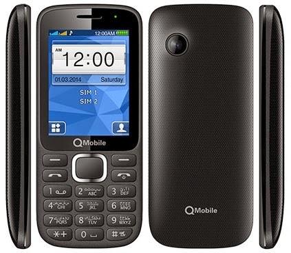 Q Mobile B15 3MB Flash File