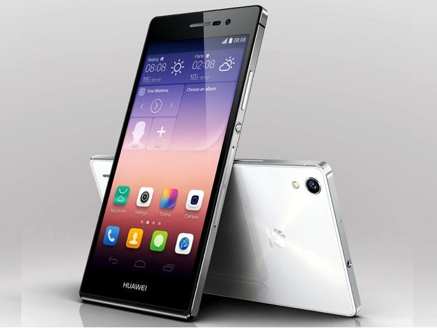 Huawei Ascend P7(B621) Lollipop EMUI 3.1 Firmware Flash File