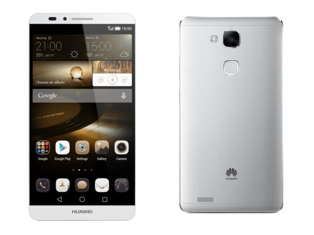 Huawei Mate S CRR-CL20 Flash File Firmware