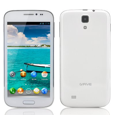 Gfive G7 President MT6589 4.2.1 firmware Flash File