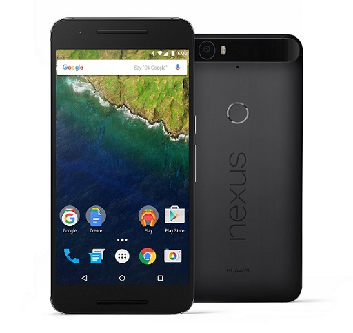 Huawei Nexus 6P B101 Marshmallow Stock Firmware