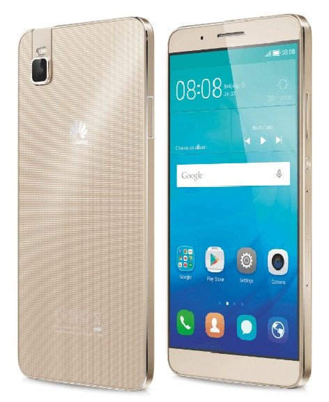 Huawei ShotX (UL01) B130 Stock Lollipop Firmware