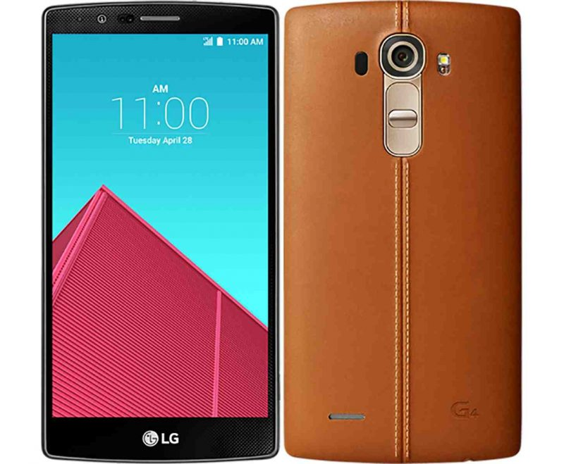 LG G4 (H815) 20A Android 6.0 Marshmallow [KDZ + TWRP Flash]