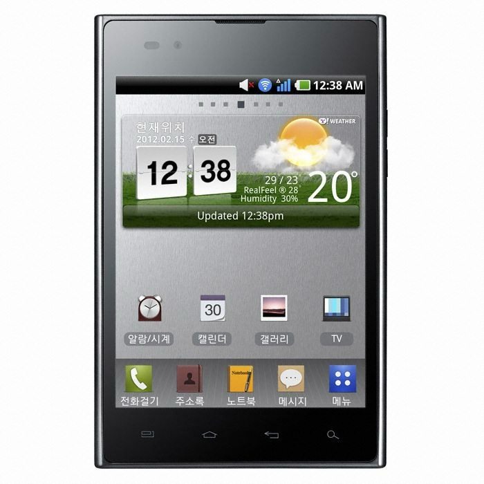 LG Optimus Vu P895 Stock Rom Kdz firmware Flash File