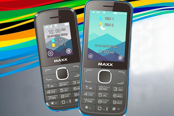Maxx Turbo2 Mobile SPD6531 4MB Flash File