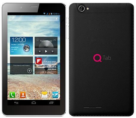 QMobile QTab Q50 MT6572 firmware | flash file