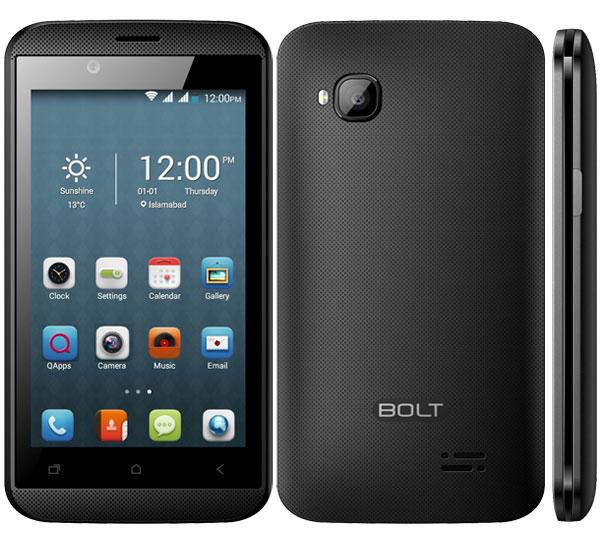 Qmobile Bolt T50 SC7715 Firmware Flash File