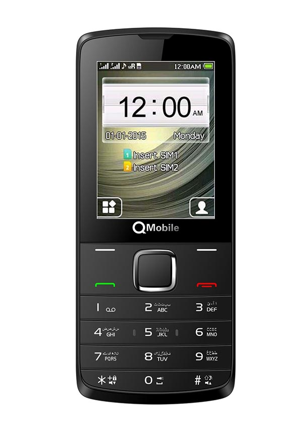 Qmobile K160 SPRD 6531A firmware | flash file