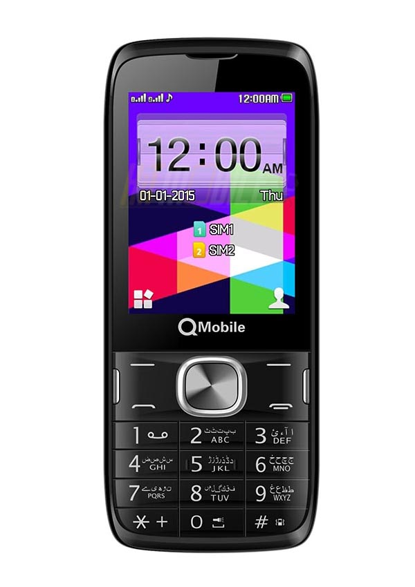 QMobile M175 MT6261 firmware | flash file