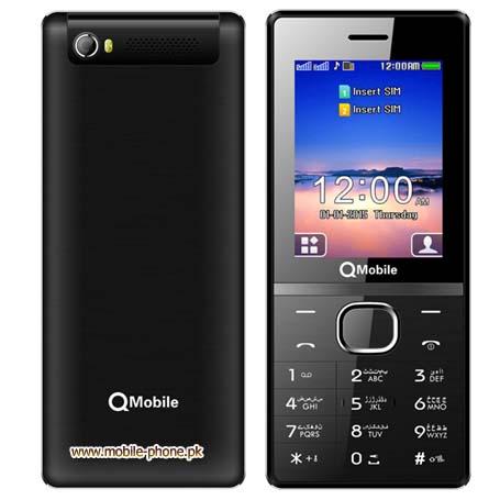 QMobile M250 MT6261 firmware | flash file