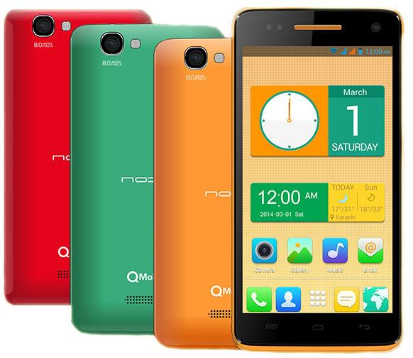Qmobile i9 MT6582 firmware | flash file