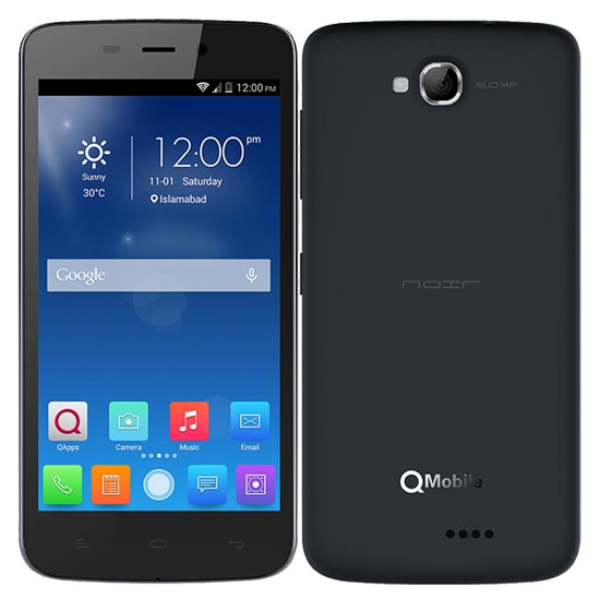 Qmobile LT150 MT6582 Firmware Flash File