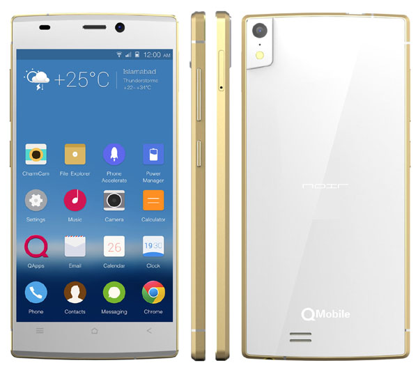 QMobile Z6 MT6592 firmware | flash file