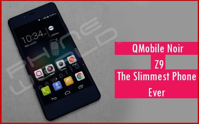 QMobile Z9 Qualcomm Exclusive Flashing Method
