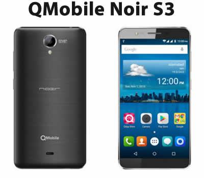 QMobile S3 MT6580 firmware | flash file