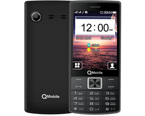 Qmobile XL40 MT6261 4MB Flash File
