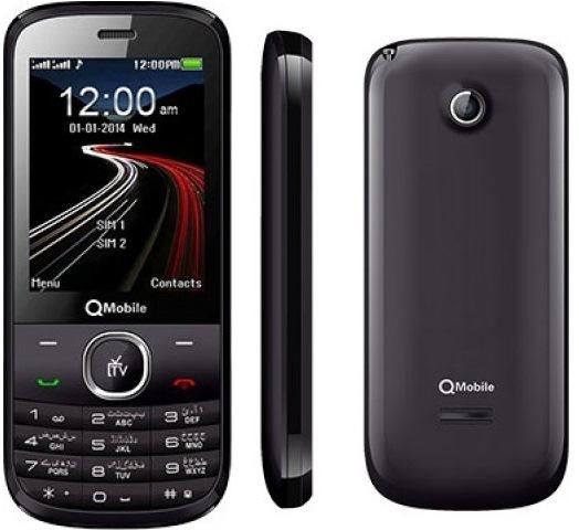 Q Mobile B100 MT6260 Flash File