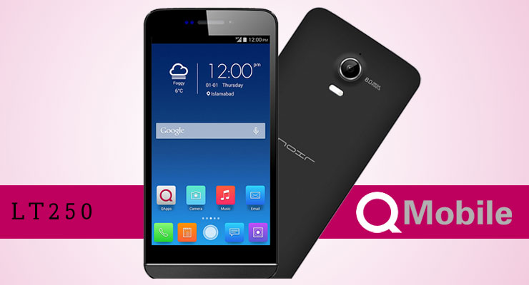QMobile LT250 / Wiko Wax firmware | flash file