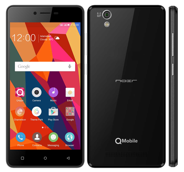 Qmobile LT700 V2 MT6735 firmware | flash file