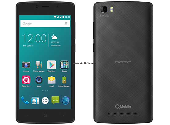 Qmobile M350 MT6580 Firmware Flash File