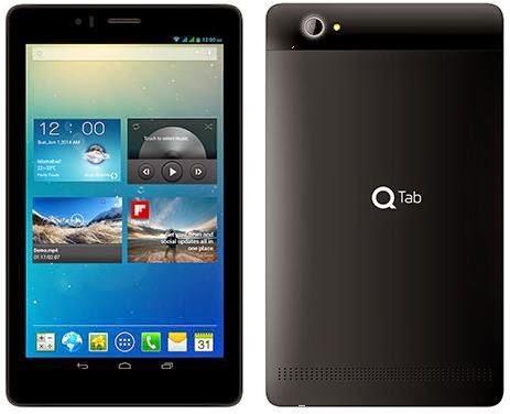 QMobile QTab Q400 MT6582 firmware | flash file