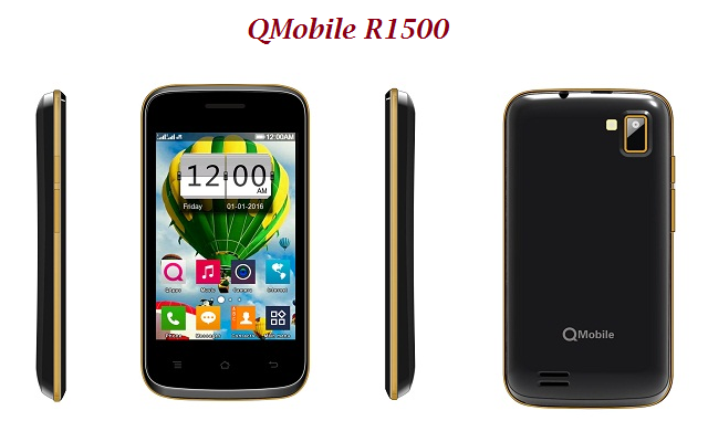 QMobile R1500 SPD6531A 16Mb firmware | flash file