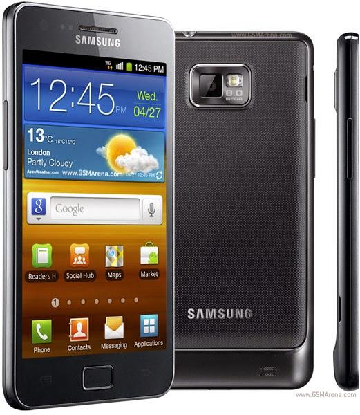 Samsung I9105 Galaxy S II Plus V4.2.2 Firmware Flash File