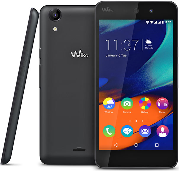 Wiko Rainbow UP Flash File Firmware