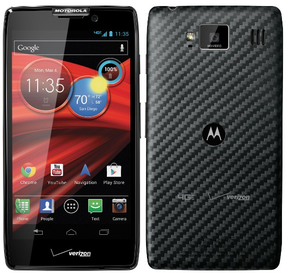 Motorola Razr HD XT926 Android 4.1.2 Firmware Flash file