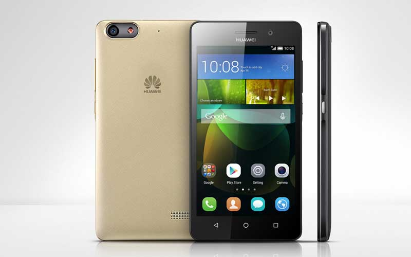 Huawei G Play Mini (U01) C636B320 Android 5.1 Lollipop Update [Asia] Firmware