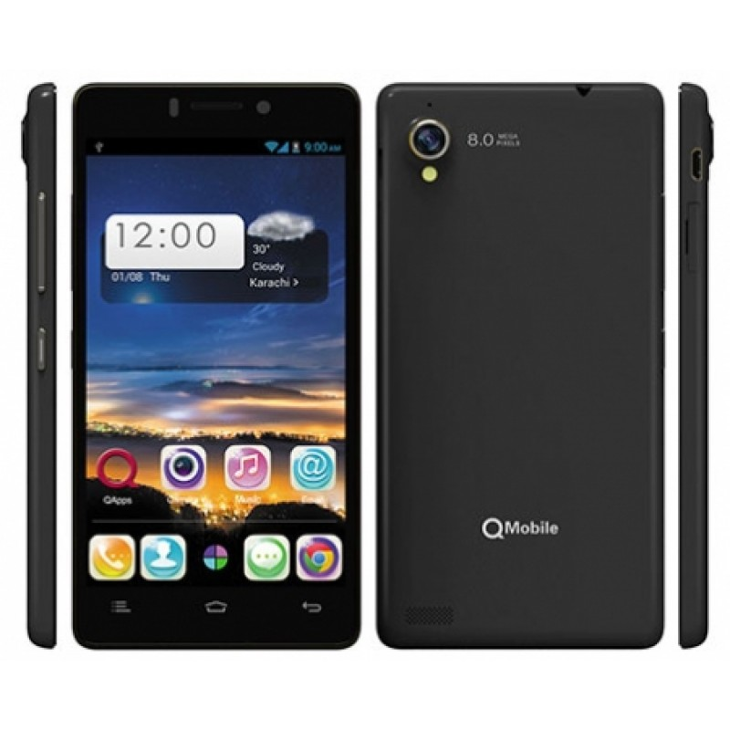 QMobile Noir M90 MT6582 firmware | flash file
