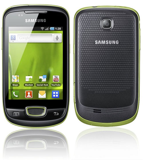 Samsung Galaxy Mini GT-S5570 Firmware Flash File
